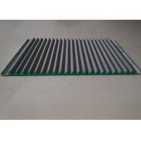 Buy cheap Green Color FLC 2000 Rock Shaker Screen With Stainless Steel Wire Material from wholesalers