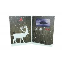Wholesale video greeting card say hello to your clients or potential customers from china suppliers