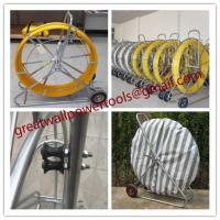 Buy cheap Yellow Duct Snake,Non-Conductive Duct Rodders,Fiber snake from wholesalers