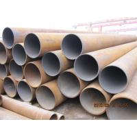 Wholesale Hot Rolled Erw Stainless Steel Welded Pipes Beveled , Cut Square Anti Corrosion from china suppliers
