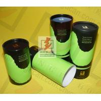 Wholesale Herbal Tea Storage Container Tube Packaging , Round Gift Boxes from china suppliers
