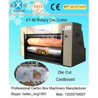Wholesale Double Roller Feeding Rotary Die-Cutting Machine For Paperboard / Die Cut Printing from china suppliers