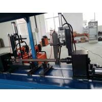 Quality Carbon Steel Automatic Scaffold Welding Equipment , Star Shape for sale