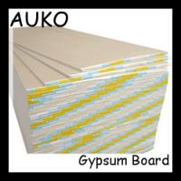 Quality home decoration pvc gypsum board 7mm for sale