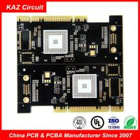 Wholesale FR4 Electronic Circuit Board HDI Printed Circuit Boards With Golden Finger from china suppliers
