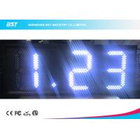 "Wholesale Waterproof 8"" Led Gas Price Display Ip67 / Electronic Gas Price Signs from china suppliers"