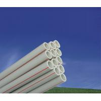 Wholesale Water Supply System PPR Water Pipe and Fittings , PPR Plastic Water Pipe from china suppliers