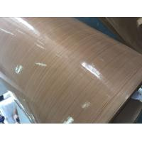 Wholesale Adhesive PTFE Coated Fiberglass Fabric Smooth Surface With Aging Resistance from china suppliers