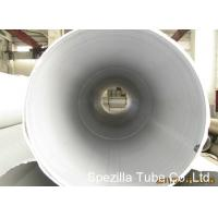 ASTM A312 / A213 / A249 TP 321 Stainless Steel Welded Pipes UNS S32100 WNR 1.4541