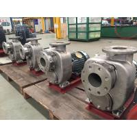 Wholesale Compact Self Priming Horizontal End Suction Pump SUS316 For Municipal Sewage Water from china suppliers