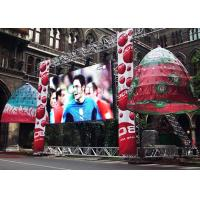 Wholesale Waterproof 5000cd Rental Led Display Portable Video Wall High Resolution P4.81 from china suppliers