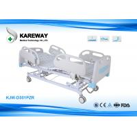 Wholesale Three Functions Electric Care Hospital Bed Cold Steel Plate Central Locking from china suppliers