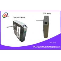Wholesale RFID Fingerprint Stainless Steel Box Tripod Turnstile Gate Durable 50w DC 24v from china suppliers