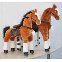 Wholesale Amusement Park Equipment Mechanical Pony Kid Ride On Walking Animal Rocking Horses from china suppliers