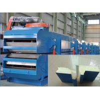 Buy cheap Pu Foaming Industrial Laminating Machine High Pressure Continuous from wholesalers