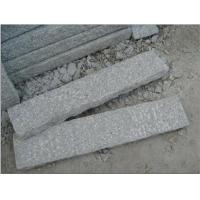 Wholesale Thin Edging Light Grey Granite Curbstone, Kerbstones for Street from china suppliers