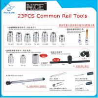 Wholesale 23pcs/set Common Rail Injector Tools and Accessories Common Rail Repairing Tools from china suppliers