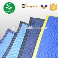 "Wholesale hot sale Non-woven/woven 72""*80"" furniture protector Moving Blankets from china suppliers"