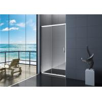 Wholesale Frosted Glass Aluminium Frame Sliding Shower Door For Bathroom from china suppliers