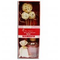 Wholesale Cinnamon Bark or Rose Fragrance Reed Diffuser Set for Body Care without Acohol from china suppliers