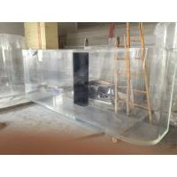 Wholesale Top Grade Cast  Acrylic Aquarium Tanks Perspex Fish Tanks Recycle from china suppliers