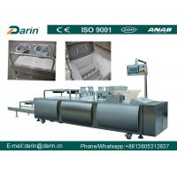 Wholesale Darin Patented SUS304 DRC-65 Cereal Bar Making Machine 300~500kg per hour from china suppliers