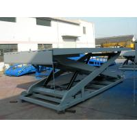Wholesale 380V 1 - 20T Scissor Lift Platform with large Load capacity for workshops , warehouse from china suppliers