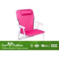 Wholesale Folding Beach loungers outside / Outdoor Patio Chairs ISO9001 Approvaled from china suppliers