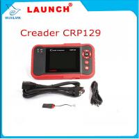 Wholesale Newest Software Launch Creader CRP129 OBDII/EOBD Auto Code Scanner free update online diagnostic for 4 system from china suppliers