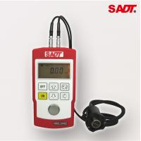 Wholesale Portable Ultrasonic Thickness Gauge 0.8mm - 225mm Pulse Echo With Dual Probe from china suppliers