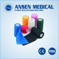 Wholesale Medical Dressing Elastic Bandage Cohesive Vet Wrap Tape from china suppliers