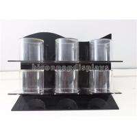 Wholesale Jewelry Store Countertop Retail Displays 3 - Bar Acrylic Bracelet Display Handmade from china suppliers