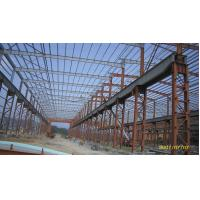 Wholesale Prefab Industrial Steel Buildings Design And Fabrication With CE / ISO from china suppliers