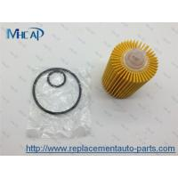 Wholesale 04152-38010 Replacing Oil Filter In Car , Paper Oil Filter Car Filtration from china suppliers