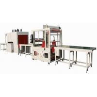 Buy cheap High Speed Semi-Automatic Packing Machine / Horizontal Door Panel Shrink Packing Machine from wholesalers