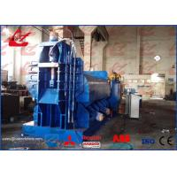 Wholesale Stationary HMS Scrap Metal Baling Press Compactor Hydraulic Baler Logger Automatic Baler Press from china suppliers