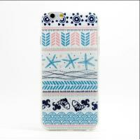 Wholesale Durable Tribal Pattern Mobile Phone TPU Soft Case For Iphone 6 Accessories from china suppliers
