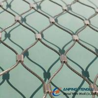 Wholesale Stainless Steel X-Type Ferruled Mesh With SS316 for Architectural or Fencing from china suppliers