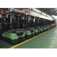 Wholesale Original eletric TOYOTA used warehouse forklift trucks imported from Japan from china suppliers
