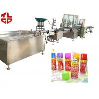 Wholesale Snow Sprays Automatic Party Strings Aerosol Filling Machine / Aerosol Can Filling Machines from china suppliers