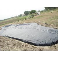 Wholesale 0.2mm - 3mm Thickness Geomembrane Pond Liner HDPE / PVC Geomembrane Poll Liner from china suppliers
