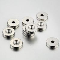 Wholesale Counter-sunk Neodymium Magnets from china suppliers