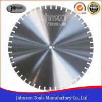 Quality Diamond Road Cutting Floor Saw Blades with Fast Cutting / Long Cutting Life for sale