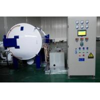 Wholesale Vacuum Heat Treatment Furnace , Lab Sintering Furnace For Ceramics / Metallurgy from china suppliers