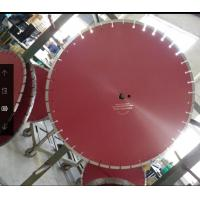 """Wholesale 24""""/24inch/600mm Diamond Saw Blade with Good Sharpness for Reinforced Concrete from china suppliers"""