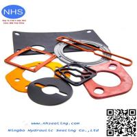 Buy cheap Shinning Bright Grommets Custom Viton Grommet with SGS RoHS FDA Certificates AS568 Standard from wholesalers