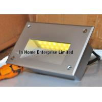 Wholesale 3W Yellow Recessed LED Wall Lights Aluminum Modern Indoor Wall Light SMD3020 from china suppliers