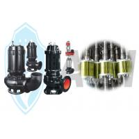 Quality High Lift Single Stage Submersible Dewatering Pumps For Garden Irrigation for sale