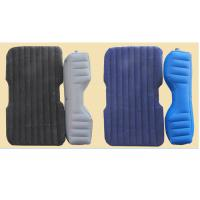 Wholesale Relaxing Durable 0.35mm PVC Inflatable Car Bed Back Seat Cover from china suppliers