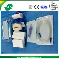 Buy cheap EO Sterile Surgical Orthopedic Arthroscopy O-Drape Pack from wholesalers